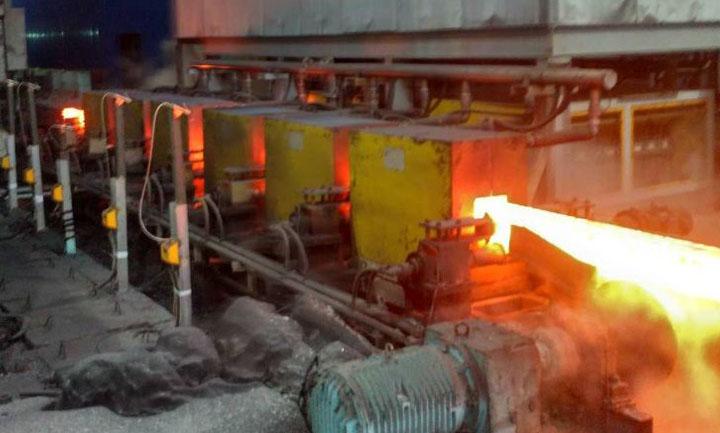 钢坯提温加热炉