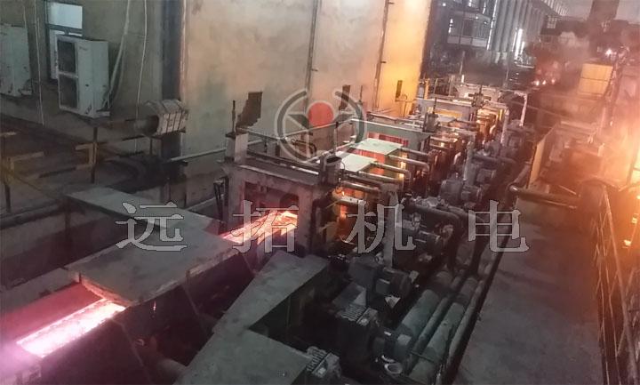 轧钢钢坯加热炉