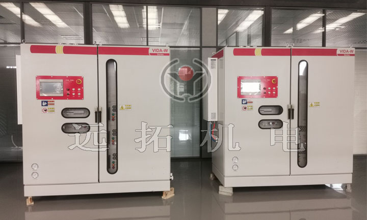 IGBT heating power supply